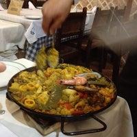 Photo taken at Restaurant La Cita by DID on 3/31/2012