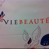Photo taken at Vie Beaute by Andorra O. on 6/8/2012