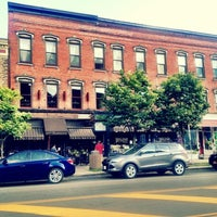 Photo taken at Downtown Ellicottville by Corinna H. on 8/26/2012