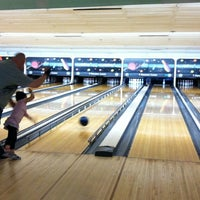 Photo taken at Paradise Lanes by Julia L. on 6/2/2012