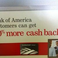 Photo taken at Bank of America by Thomas P. on 2/21/2012