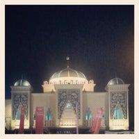 Photo taken at Masjid At-Taubah by Asysyifa Fathi R. on 8/19/2012
