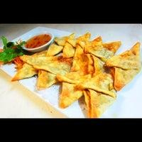 Photo taken at Zen Japanese Thai Cuisine by Belle on 8/19/2012