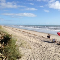 Photo taken at PAFB South Beach by Shannon C. on 3/16/2012
