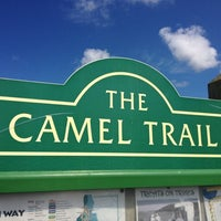 Photo taken at The Camel Trail by Peter C. on 7/20/2012