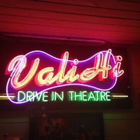 Photo taken at Vali-Hi Drive-In by Ben P. on 6/14/2012