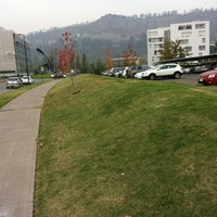 Photo taken at Monte De Los Teletubbies by Mauricio R. on 5/10/2012