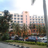 Photo taken at Klana Resort Seremban by AQ A. on 2/11/2012