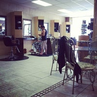Photo taken at Haven Salon by Emma C. on 9/8/2012