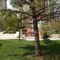 Photo taken at Konutkent 2 Çocuk Parkı by Alican Ö. on 4/14/2012