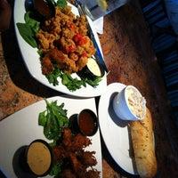 Photo taken at Red Sky Steak & Fishhouse by Desiree B. on 9/1/2012
