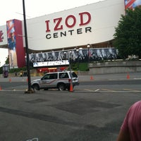 Photo taken at Meadowlands Arena by Mark H. on 5/5/2012