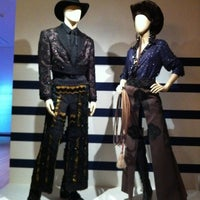 Photo taken at The Fashion World Of Jean Paul Gaultier At The Dallas Museum Of Art by Anuradha K. on 2/11/2012