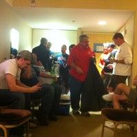 Photo taken at Hampton Inn & Suites Boston Crosstown Ctr by Patrick T. on 6/8/2012