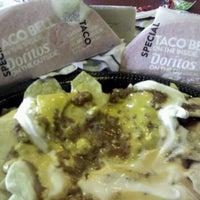Photo taken at Taco Bell by Jeremy V. on 5/11/2012