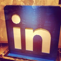 Photo taken at LinkedIn Building 2 by Urban S. on 8/9/2012