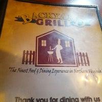 Backyard Grill & Bar - American Restaurant