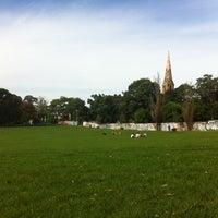 Photo taken at Camperdown Memorial Rest Park by Warren C. on 4/28/2012