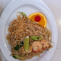 Photo taken at High Thai'd Café by Mohammed A. on 4/9/2012