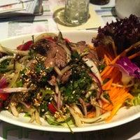 Photo taken at Nam Nam by Dasha K. on 4/23/2012