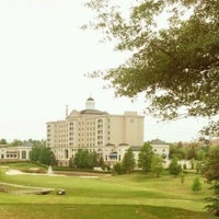 Photo taken at The Golf Club at Ballantyne by Heavy on 4/19/2012