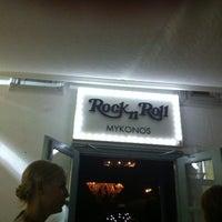 Photo taken at Rock n' Roll by Serap H. on 7/13/2012