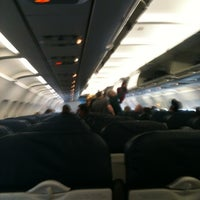 Photo taken at Gate B4 by Mary D. on 4/5/2012