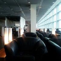 Photo taken at Lufthansa Senator Lounge C by M C. on 6/23/2012