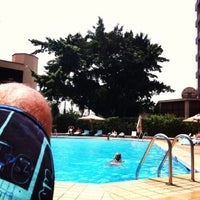 Photo taken at Sheraton Lagos Hotel by André L. on 2/26/2012