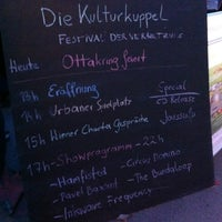 Photo taken at Kulturkuppel by Wolfgang B. on 6/16/2012