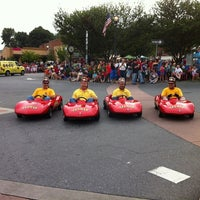 Photo taken at Ellijay Town Square by Betsy S. on 7/4/2012