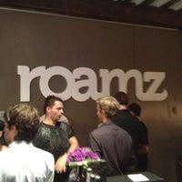 Photo taken at Roamz by Hannah D. on 3/1/2012
