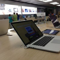 Photo taken at Apple Somerset by Brian D. on 6/22/2012