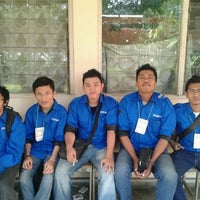 Photo taken at Kampus Stasiun Lapangan Bayat by Defri D. on 4/14/2012