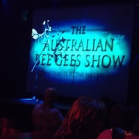 Photo taken at Australian Bee Gees Show by Ben R. on 7/27/2012