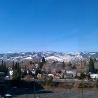 Photo taken at University of Nevada, Reno by Jerusha H. on 3/2/2012