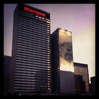 Photo taken at Sheraton Dallas Hotel by Kara A. on 6/28/2012