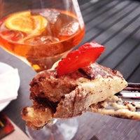 Photo taken at Veranda - Pizza & Pasta by Boss M. on 7/22/2012