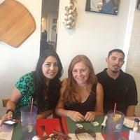 Photo taken at Bova Italian Restaurant by Linda G. on 6/27/2012