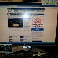 Photo taken at KTUU-TV by Dan N. on 4/2/2012