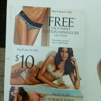 Photo taken at Victoria's Secret PINK by Carolyn B. on 5/23/2012