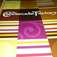 Photo taken at The Cheesecake Factory by Richard Q. on 9/11/2012