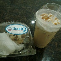 Photo taken at Cloud 9 Cupcakes by Tiff S. on 3/23/2012
