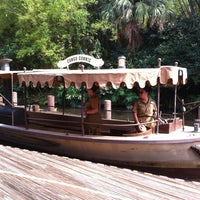 Photo prise au Jungle Cruise par Corey M. le5/30/2012