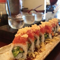 Photo taken at Ahi Sushi by Christina S. on 6/30/2012