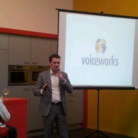 Photo taken at Voiceworks B.V. by Eric L. on 3/6/2012