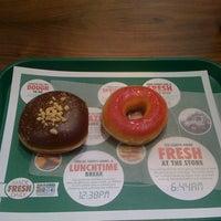 Photo taken at Krispy Kreme by Luke P. on 6/29/2012