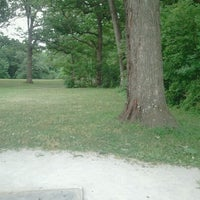 Photo taken at The Oaks Disc Golf Course by Andrew Z. on 6/24/2012