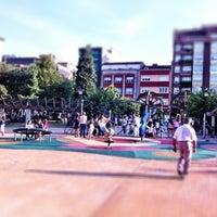 Foto tomada en Parque de Jovellanos por Cesar L. el 9/3/2012