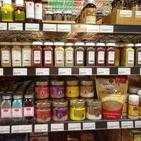 Photo taken at Monsieur Marcel Gourmet Market by Cameron N. on 7/12/2012
